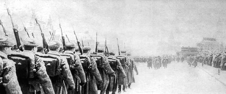 В годы Великой Отечественной войны МГПИ им. В.И. Ленина первым среди вузов Москвы возобновил учебный процесс