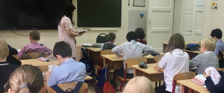 От  первого лица. Студенты МПГУ в проекте «Учитель на замену»
