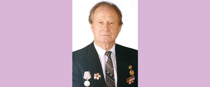 «Вспомним всех поимённо»: Светлой памяти Василия Ильича Чарыкова (10.11.1923 – 2009)