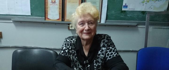 «Вспомним всех поимённо»: Светлой памяти Маргариты Алексеевны Болдиной-Самойловой (8.11.1930 – 17.08.2019)