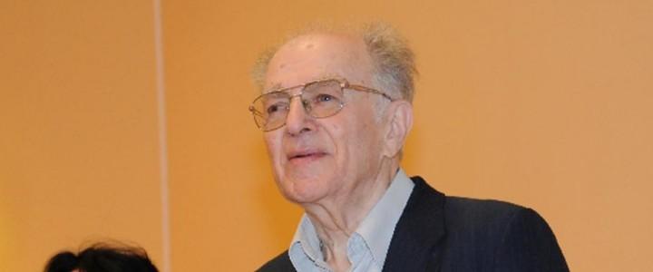 95-летний юбилей Михаэля Иосифовича Ройтерштейна