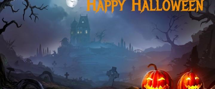 Online Halloween c MPGU Buddy Club