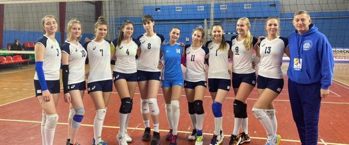 Сборная команда МПГУ по волейболу заняла 4 место в финале Кубка СВА