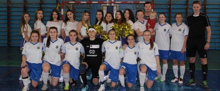 Сборные МПГУ по мини-футболу провели очередные матчи в рамках XXXIII МССИ.