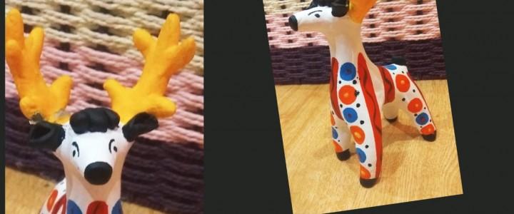 В Сергиево-Посадском филиале МПГУ прошёл итоговый просмотр учебных работ по дисциплине «Основы керамики» студентов 3 курса направления «Педагогическое образование. Профиль: Изобразительное и декоративно-прикладное искусство» заочной формы обучения