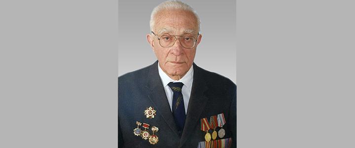 «Вспомним всех поимённо»: Светлой памяти Владимира Ароновича Дунаевского (6.12.1919 – 5.08.1998)