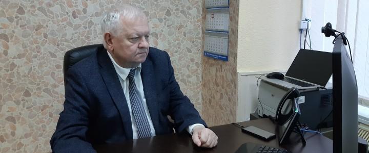 Директор Института математики и информатики МПГУ С.Д. Каракозов принял участие в работе международной конференции