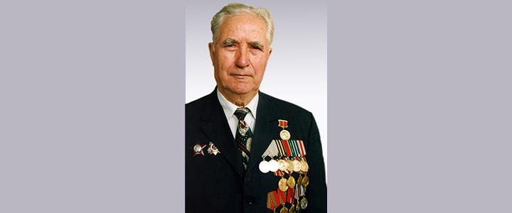 95 лет со дня рождения Николая Алексеевича Меньшова