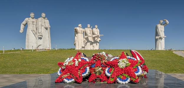 Храним память о подвиге под Москвой