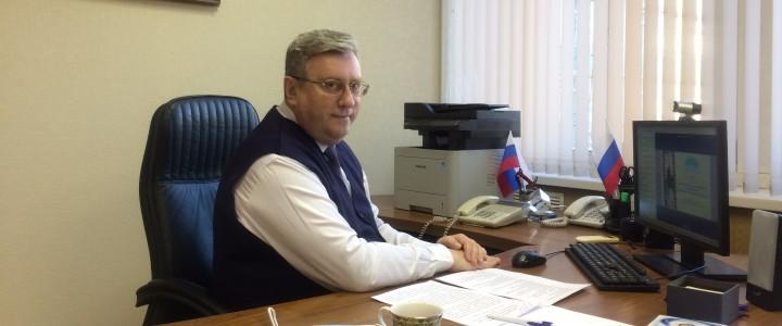 Алексей Лубков: «Важно сохранить ценностные основания нашего образования и нашей культуры»