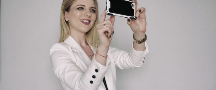 Известный видеограф Юлия Лихоносова провела мастер-класс для студентов ИЖКМ