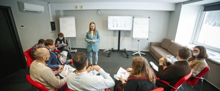 Студенты ИМИ посетили мастерскую управления «Сенеж»