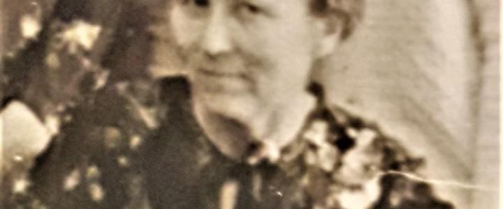 30 декабря 2020 года скончалась Елена Константиновна Годунова