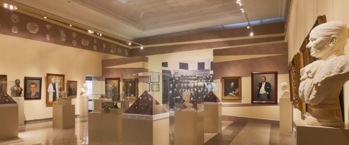Крепнет сотрудничество вузовских музеев