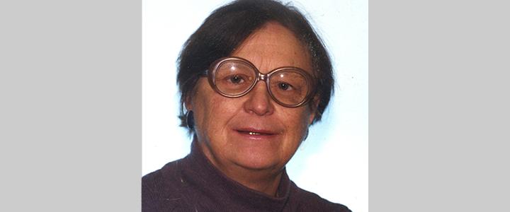«Вспомним всех поимённо»: Светлой памяти Ирины Сергеевны Свенцицкой (28.01.1929 – 18.11.2006)