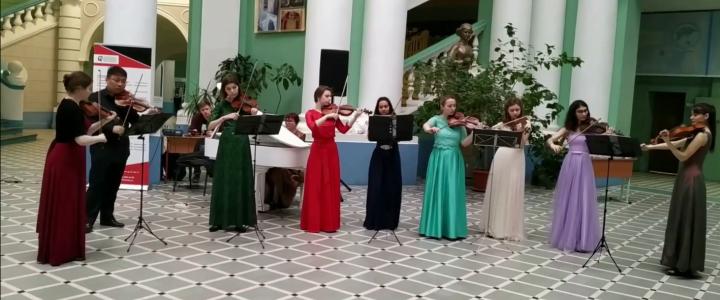 Татьянин день на факультете музыкального искусства