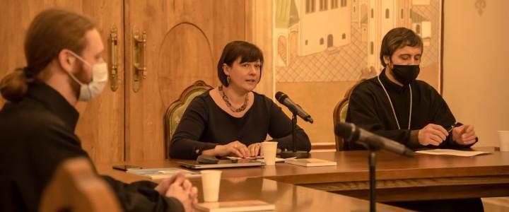 Роль изучения православного наследия в школе обсудили на круглом столе в Храме Христа Спасителя
