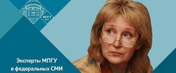 Профессор МПГУ Е.Н.Черноземова на радио «Спутник» в программе «Интервью. Неизвестный Р.Киплинг»