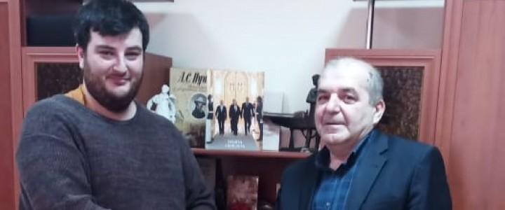 Расширяется сотрудничество МПГУ с образовательными учреждениями Республики Крым