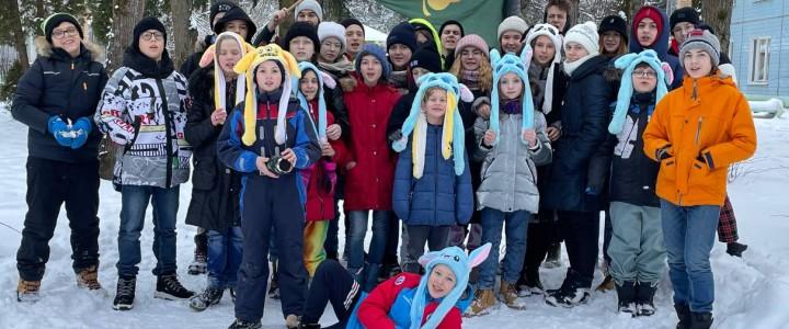 Зимняя смена Корчаковского Интеграционного лагеря «Наш Дом»