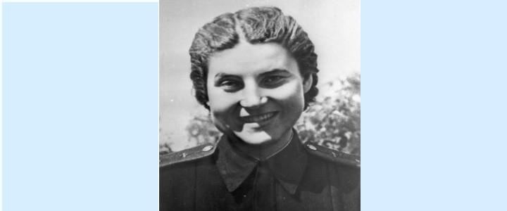 Помним всех поименно: к 100-летию со дня рождения Героя Советского Союза В.Л. Белик (1921-1944)