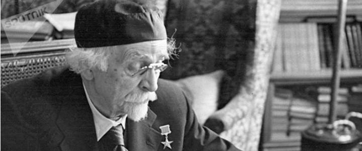 Выдающийся ученый и педагог: к 160-летию Н.Д. Зелинского (1861-1953)