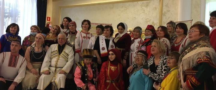 Потенциал культуры в популяризации родного языка