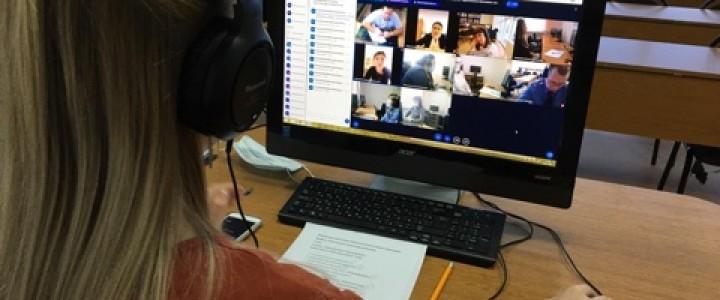 В Ставропольском филиале МПГУ успешно прошла государственная итоговая аттестация выпускников по образовательным программам высшего образования заочной формы обучения в онлайн-режиме