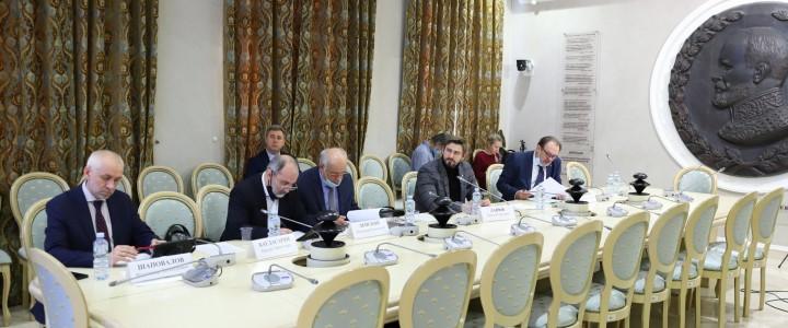 Эксперты МПГУ выступили в Общественной палате России