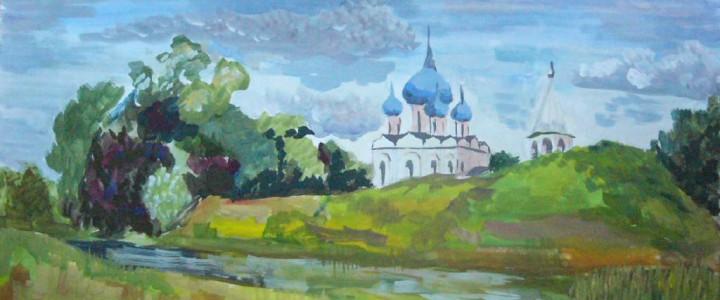 Виртуальная выставка работ Н.И. Софинской и ее учеников