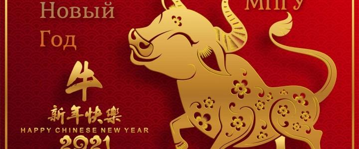 Китайский Новый Год в Лицее МПГУ.
