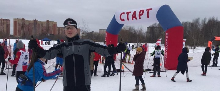 Студенты-юристы приняли участие на XXXIII Московских спортивных студенческих играх в составе сборной МПГУ