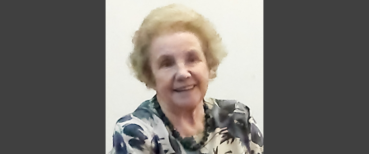 Светлой памяти Марины Дмитриевны Резвецовой (14 января 1933 – 24 марта 2021)