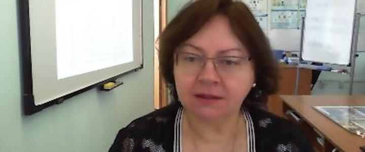 Зав.кафедрой ТМОМИ Л.Л.Босова выступила на форуме «Современный ребенок – современный педагог – современный родитель: в условиях цифровой трансформации»