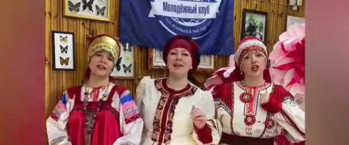Подведены итоги акции «Родные языки РГО», посвященной Международному дню родного языка