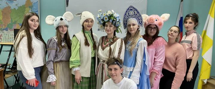 В рамках проекта «Ты в деле» студенты-волонтеры Ставропольского филиала МПГУ провели мероприятии для детей с ОВЗ