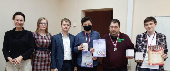 В ИМИ прошел шахматный турнир «Тактика-Галактика»