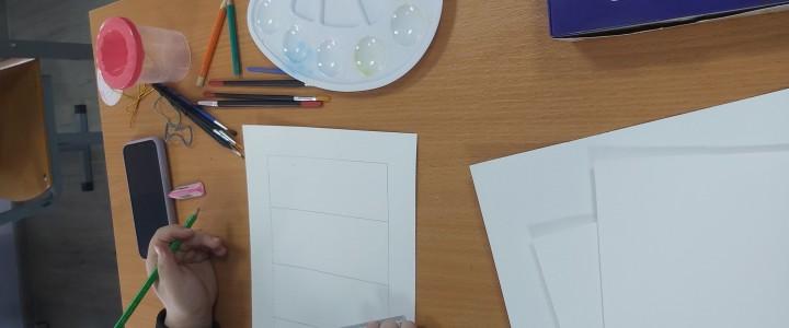 """Мастер-класс""""Леттеринг-это просто, каллиграфия для начинающию"""" кафедры СГО и Дизайна"""