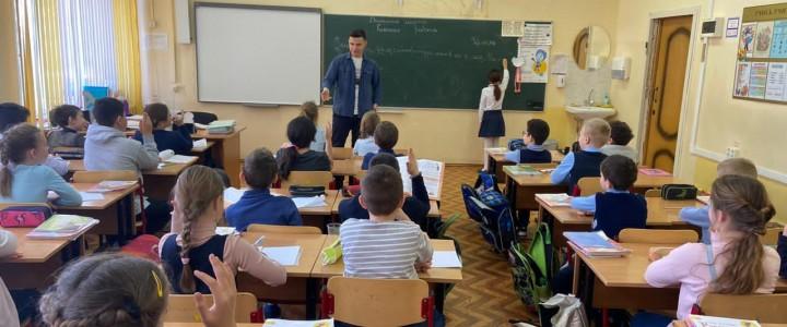 О проекте «Учитель на замену» говорят студенты 4 курса Института филологии