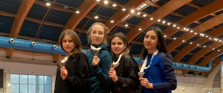 Команда МПГУ по лёгкой атлетике успешно выступила на Зимнем чемпионате полегкой атлетике впрограмме XXXIII Московских студенческих спортивных игр среди вузов