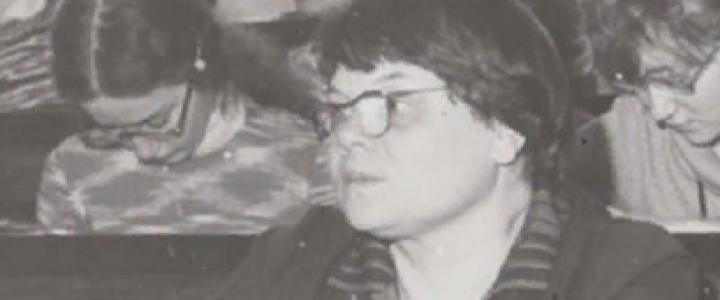 Галина Михайловна Гусева (24.02.1932 – 16.04.2021)