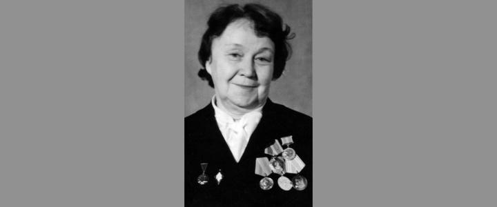 «Вспомним всех поимённо»: Светлой памяти Нины Петровны Неклюковой (17.04.1913 – 2000)