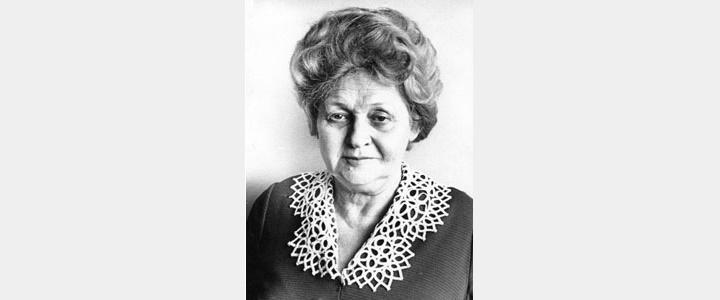 «Вспомним всех поимённо»: Светлой памяти Александры Григорьевны Широковой (28.10.1918 – 22.04.2003)