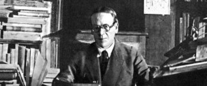 Календарь памятных дат МПГУ: Густав Густавович Шпет (1879-1937)