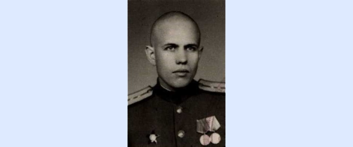 «Вспомним всех поимённо»: Светлой памяти Василия Романовича Юдина (14.04.1921 – 06.2003)