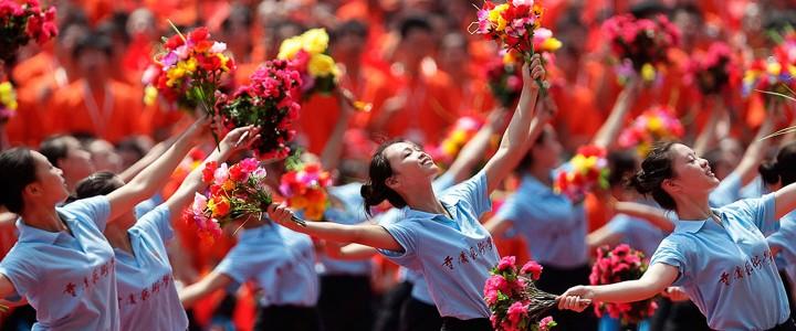 Виртуальный парад видео-мастер-классов китайских студентов ХГФ