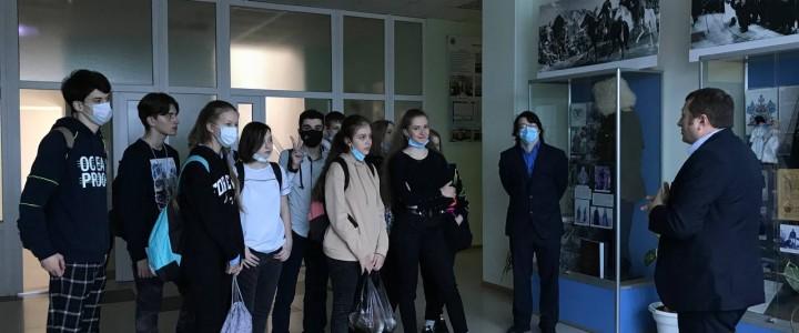 Продолжаем профориентационную работу. Дни открытых дверей в Ставропольском филиале МПГУ