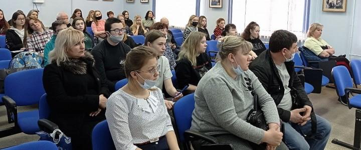В Покровском филиале МПГУ прошел День открытых дверей
