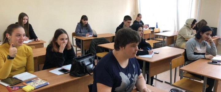 Школа правового просвещения в городе Михайловск