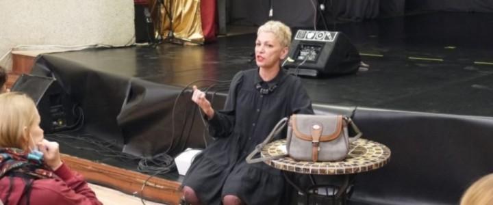 Семинар-практикум для руководителей эстрадных вокальных коллективов Тверской области